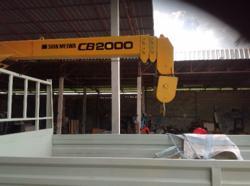 หกล้อติดเครน  117 แรงม้า เครนเก่านอก 2.00ตัน ไม่เคยใช้ในไทย