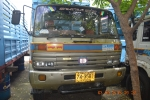 รถสิบล้อพ่วง 2 เพลา 2538 มีทะเบียนอยู่ พร้อมใช้ NISSAN CWM 430