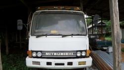 ขายรถบรรทุกหกล้อยี่ห้อมิตซู ราคา 550,000 ติดต่อคุณอิทธิฤทธิ์  081-6616103