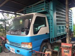 ขายรถ 6 ล้อบ้าน ราคา คุยกันได้ 089-836-9522 รถอยู่ สุพรรณบุรี
