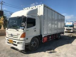 ขายรถบรรทุก 6 ล้อตู้สิบบาน HINO ปี 2554