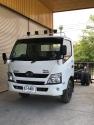 ขายรถบรรทุก 6ล้อ HINO EXPERT 300 ปี 2016 ไมล์ 57,000