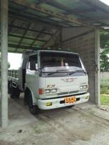 ขายรถ 6 ล้อดัมพ์ HINO KM777 เครื่องแน่น/สภาพพร้อมใช้งาน/เอกสารทะเบียนครบ
