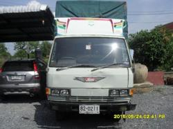 ขายรถ 6ล้อ HINO พร้อมใช้งาน ราคาถูก พร้อมงานรับส่งใยสังเคราะห์