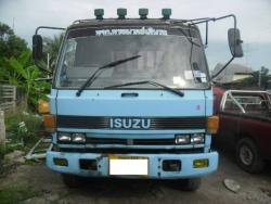 รถบรรทุก 6 ล้อ ISUZU 160 แรงม้า