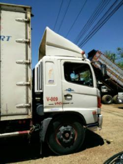 ขายรถบรรทุก เมก้า FG  แท้ห้าง