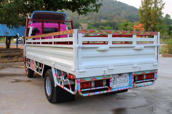 ขายหกล้อ HINO 136แรงม้าซีรีย์300 รถปี54
