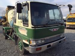 รถโม่ ฮีโน่ เครื่อง HO7D นำเข้าจากญี่ปุ่น