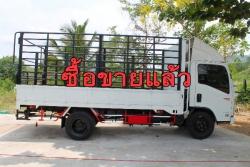 ขาย ISUZU NMR 130 ปี57 รถบ้านมือเดียวสภาพใหม่ห้างแท้