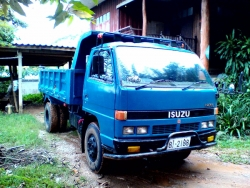 ขายรถบรรทุก ISUZU NPR 115แรงม้า 6ล้อดั้มกลาง (ราคาถูก)สามารถต่อรองราคา