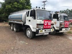 ขาย รถบรรทุกน้ำมัน isuzu rocky 195,175 แรงม้า