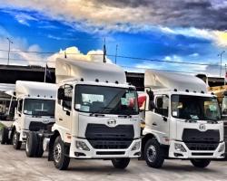 ขายรถบรรทุกใหม่ ยี่ห้อ UD TRUCK ภายใต้มาตฐาน Volvo TRUCK