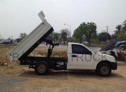 รับติดตั้งดั้ม รถปิคอัฟดั้ม กระบะดั้มพ์ pickup dump 086-805-3515