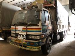 ขายรถบรรทุก10ล้อ (รถดั้ม) HINO รุ่น KT920