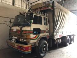 ขายรถบรรทุก10ล้อ (รถดั้ม) HINO รุ่น KT925