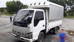 ปี2006 ISUZU NKR 2800CC M/T  รถห้าง