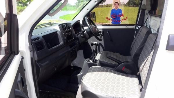 ปี2011 Suzuki Carry Pickup เบนซินและLPG 1600cc  Mini tuck