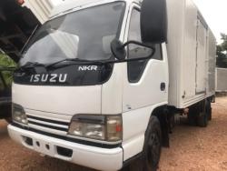 ขายรถ6ล้อ ISUZU รุ่น NKR สภาพสวยพร้อมใช้