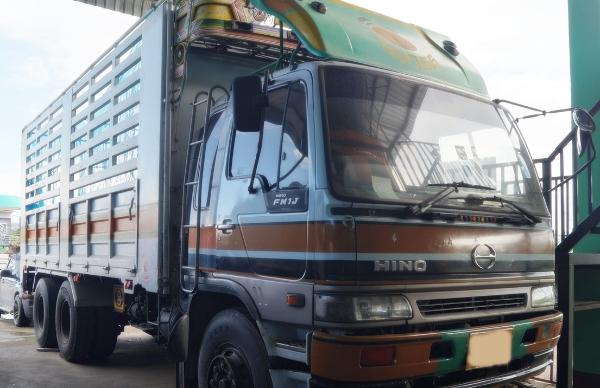 ขายสิบล้อ HINO 1J JO8C-210