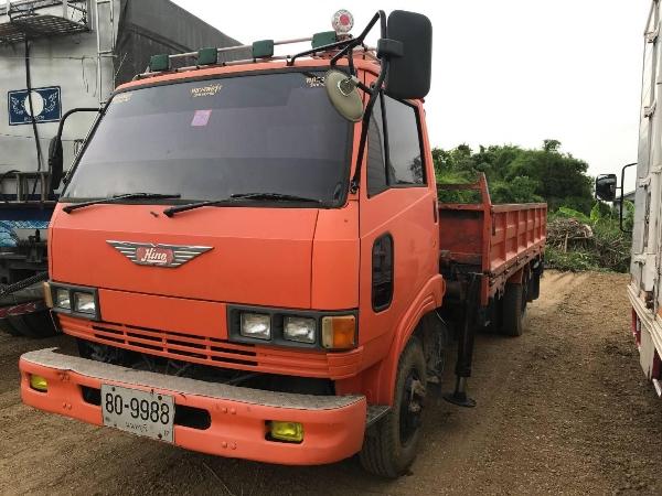ขายรถหกล้อ Hino ซูเปอร์เสี่ย ติดเฮียบ3 ตัน 092-4655465