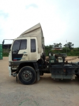 ขายรถหัวลาก Hino 6 สูบ 320 แรงม้า 3 เพลา 6 ล้อ ยาง 10 เส้น รุ่น Fm 3 mkka
