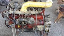 เครื่องยนต์ hino ho7c 185 hp