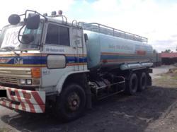 รถบรรทุกน้ำมัน/ Hino KT925 เครื่อง HO7C เทอโบ เพลาเดียวบรรทุก 150,000 ลิต