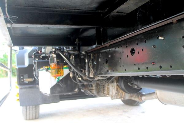 ขาย HINO xzu150 ปี56 กระบะสแตนเลส 4.40เมตร รถบ้านมือเดียว ออกศูนย์ไม่มีชน