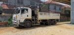 ขายรถบรรทุกISUZU FVM 10ล้อ ติดเฮี๊ยบปากคีบ กระบะยาว6เมตร