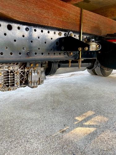 ขายหกล้อ ISUZU 130 ปี54 กระบะ4.3m รถสวยไม่มีเฉี่ยวชนรถบ้านมือเดียว