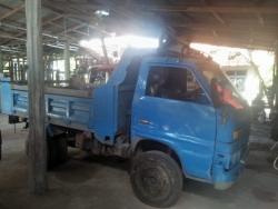 ขาย รถดั๊มพ์ ISUZU KS 110 แรงม้า