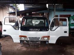[ขาย] หัวรถ Isuzu NKR 12V การ์ตูน