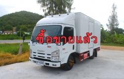 ขาย ISUZU NMR 130 ปี58 รถบ้านมือเดียวออกศูนย์วิ่งน้อย สภาพไกล้เคียงป้ายแดง