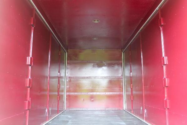 ขายหกล้อ ISUZU NMR130 ปี55 ตู้แห้งสิบบานยาว4.3 เมตร ยางเรเดียล