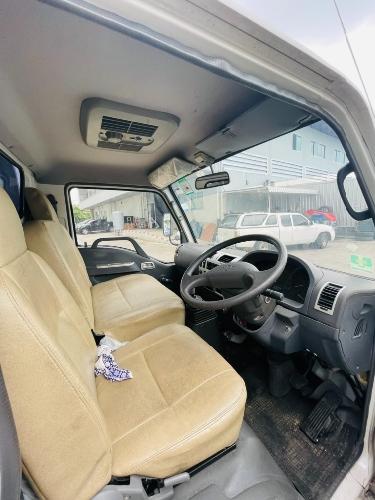 ** ขายรถบรรทุกพร้อมหลังคา JBC ปี 2560