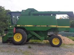 ขายด่วน  John Deere 9400