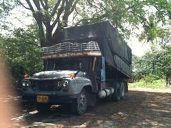 รถดัมท์หัวยาว ติดเเก็สNGV 260000 สภาพพร้อมใช้งาน